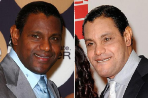 Photo de la star de baseball Sammy SOSA